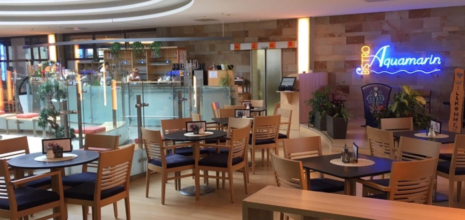 Restaurant & Cafe Aquamarin