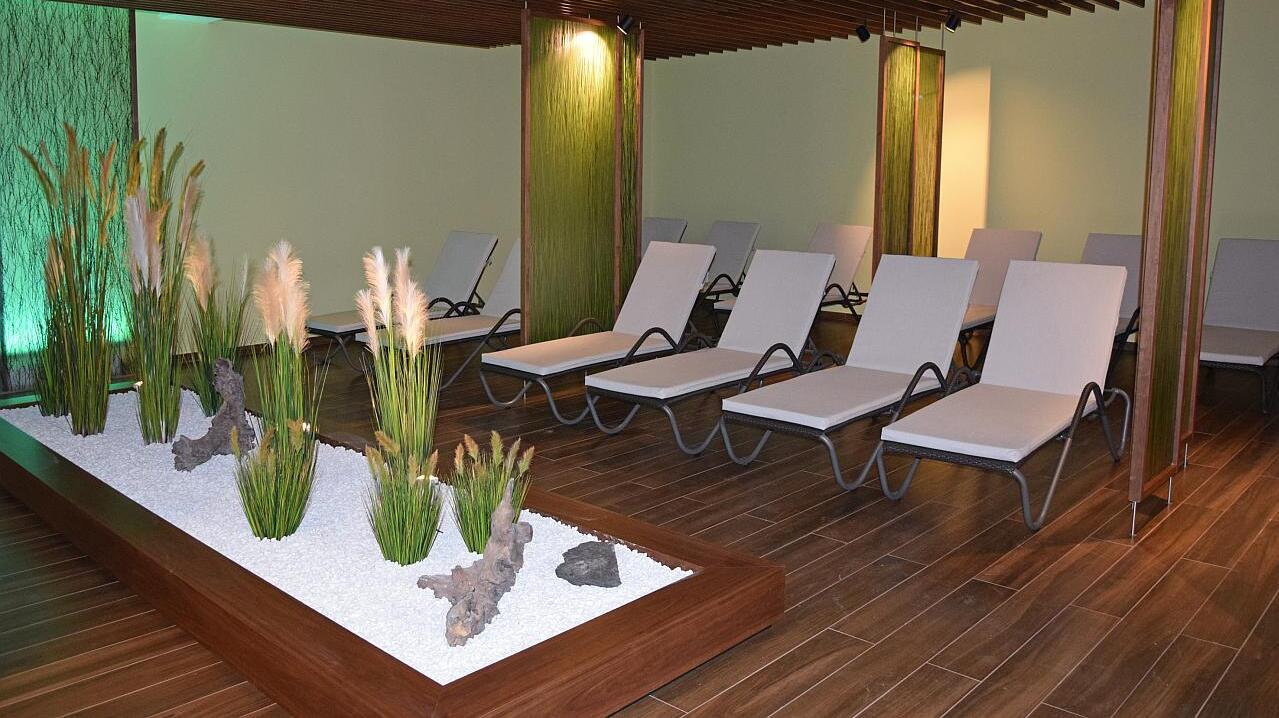 Ruhe-Lounge