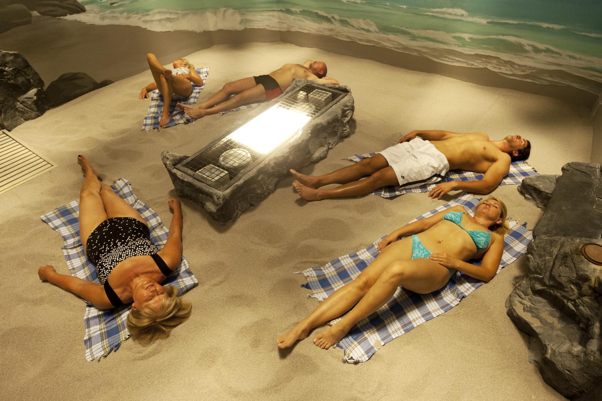 Sand Loggia